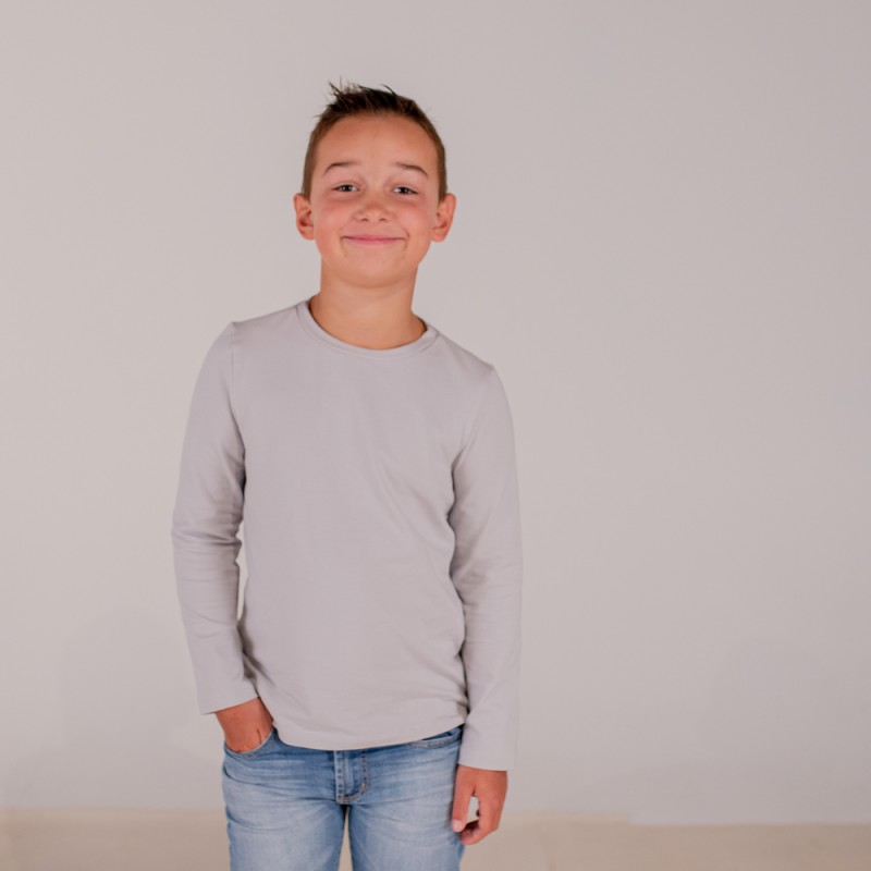 T-shirt enfant Gaston PDF Petit Patron