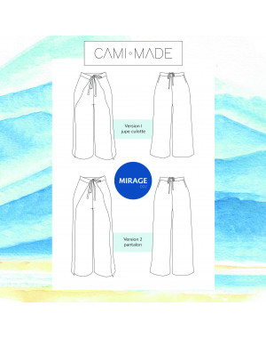 Pantalon Mirage PDF Cami Made