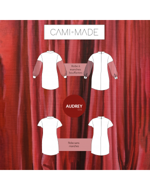 Robe Audrey PDF Cami Made